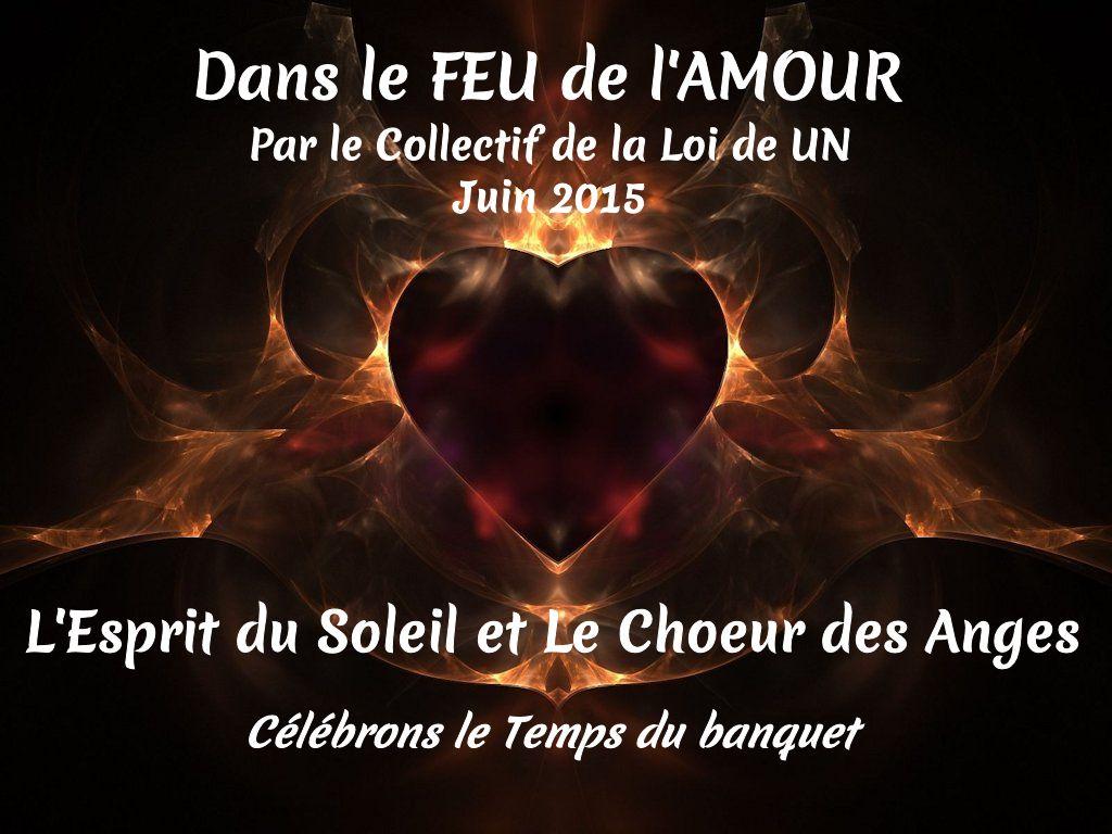 L 39 esprit du soleil et le choeur des anges c l brons le temps du banquet messages c lestes - Salle de l esprit et du temps ...