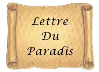 Lettre du Paradis