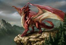 dragon écarlate