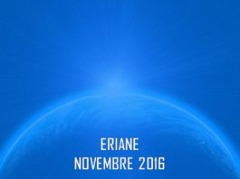 Novembre 2016 - ERIANE, Reine des Elfes du village d'Eridan