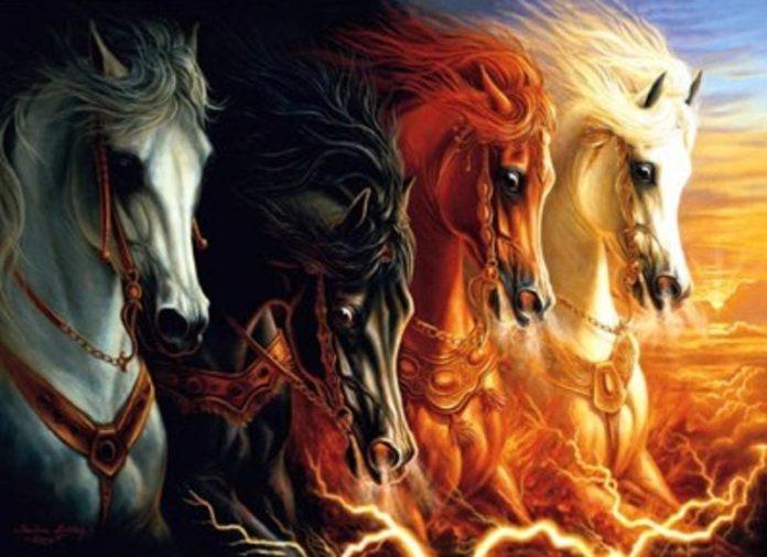 4 cavaliers de l'Apocalypse